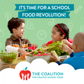 Senate Motion 358 Calling for a national children and youth nutrition program